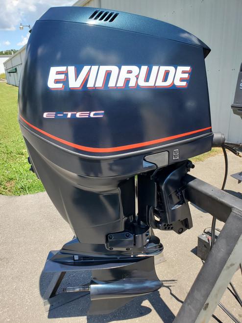 """2005 Evinrude E-Tec 225 HP V6 DFI 2-Stroke 20"""" (L) Outboard Motor"""