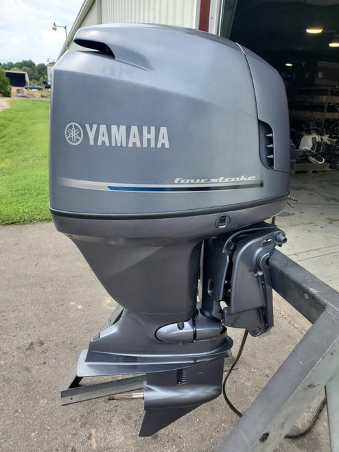 "2003 Yamaha F115 HP 4-Cylinder EFI 4-Stroke 20"" (L) Outboard Motor"