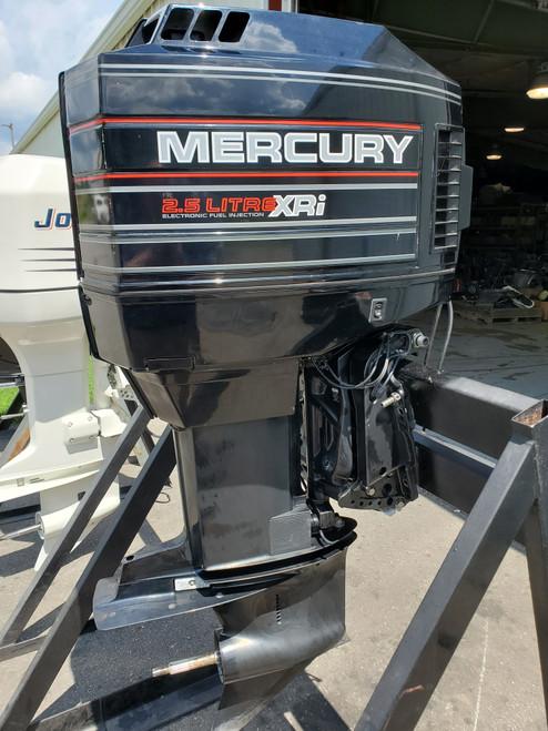 "1995 Mercury 2.5 Liter XRi 175 HP 6-Cyl EFI 2-Stroke 20"" (L) Outboard Motor"