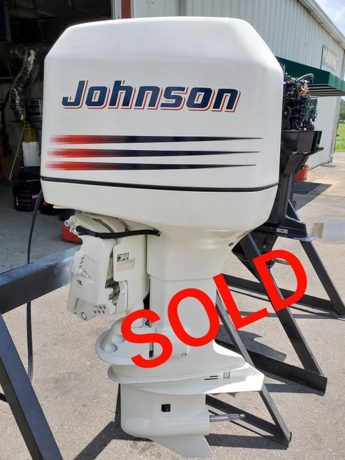 "1999 Johnson/Evinrude 225 HP V6 Carb 2-Stroke 25"" (X) Outboard Motor"