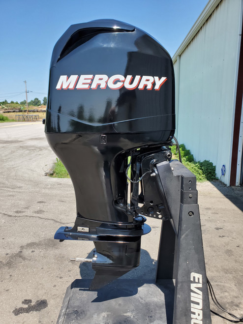 "2007 Mercury 115 HP 4-Cylinder EFI 4-Stroke 20"" (L) Outboard Motor"