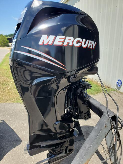 "2006 Mercury 135 HP Verado Supercharged 4-Cyl EFI 4-Stroke 25"" (XL) Outboard Motor"