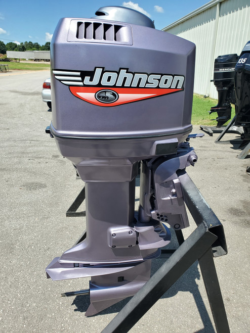 """1999 Johnson 150 HP 6-Cyl Carbureted 2-Stroke 25"""" (XL) Outboard Motor"""