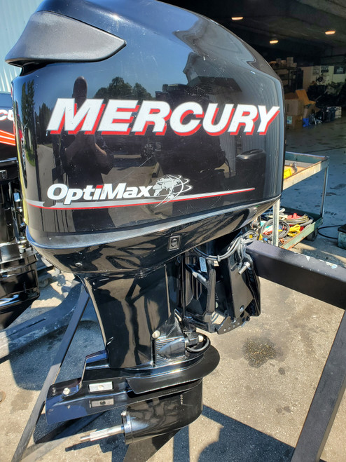 "2008 Mercury 115 HP Optimax 4-Cyl DFI 2-Stroke 20"" (L) Outboard Motor"