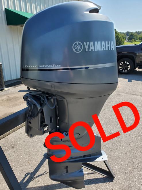 "2011 Yamaha 150 HP 4-Cyl EFI 4-Stroke 25"" (X) Outboard Motor"