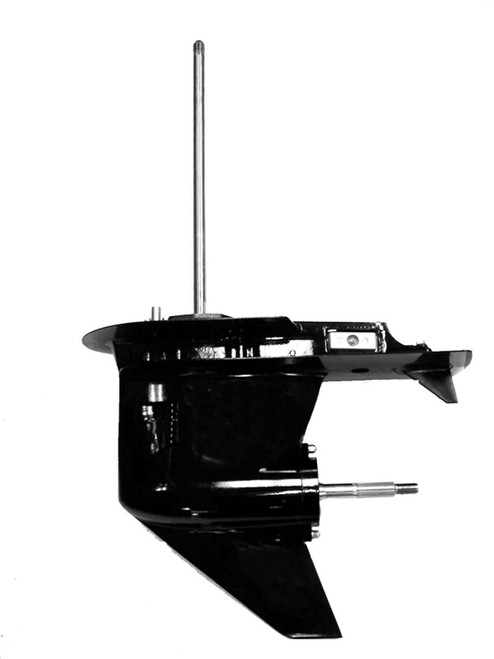 "New OBR Mercury/Mariner 110/115/125 HP 3 Jaw/6-Jaw 4-Cylinder ""L4"" Lower Unit, 1988-2006"
