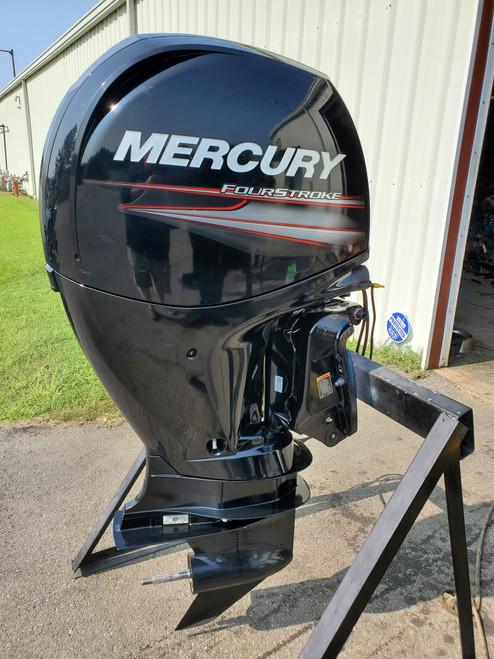"""2012 Mercury 150 HP 4-Cylinder EFI 4-Stroke 25"""" (X) Outboard Motor"""