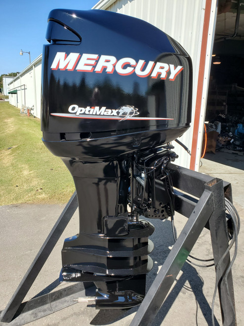 "2001 Mercury 225 HP 6-Cylinder DFI 2-Stroke 30"" (XXL) Outboard Motor"