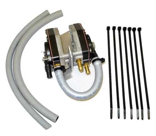 New WSM Brand Johnson/Evinrude 150 - 300 HP Fuel Pump for VRO W/O Oil