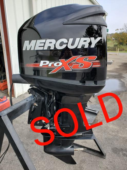 """2017 Mercury ProXS 225 HP 6-Cyl DFI 2-Stroke 20"""" (L) Outboard Motor"""