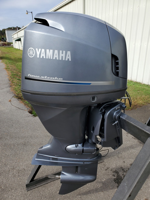 """2004/2006 Yamaha 90 HP 4-Cyl Carbureted 4-Stroke 20"""" (L) Outboard Motor"""