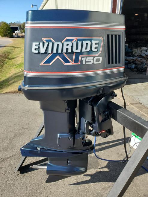 "1991 Evinrude XP 150 HP V6 Carbureted 2-Stroke 20"" (L) Outboard Motor"