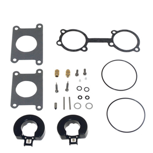 New Pro Marine Yamaha/Nissan/Tohatsu 35/40 HP Carburetor Kit [OEM 345871220]