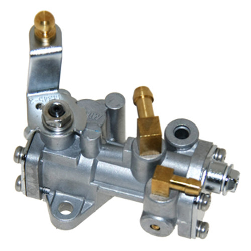 New Aftermarket Mercury 100-125 HP 4 Cylinder Oil Pump  Replaces OEM 44345T, 44345T3, 443453