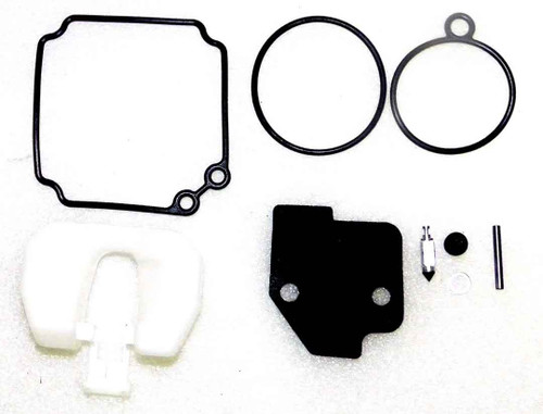 New WSM Brand Nissan/Tohatsu Carburetor Kit, 40/50 HP [OEM 3C8-87122-2]