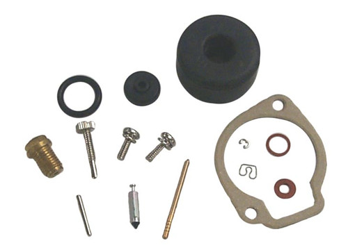 New WSM Brand Nissan/Tohatsu Carburetor Kit, 2.5-5 HP [OEM 3F0871221]