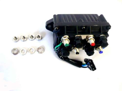New Protorque Nissan/Tohatsu Trim Solenoid 8-20 HP [OEM 3Z0725800M]