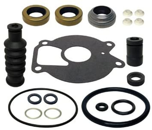 New Sierra Chrysler / Force / Mercury 18 & 25 HP Gearcase Seal Kit Replaces OEM # 26-85090A1