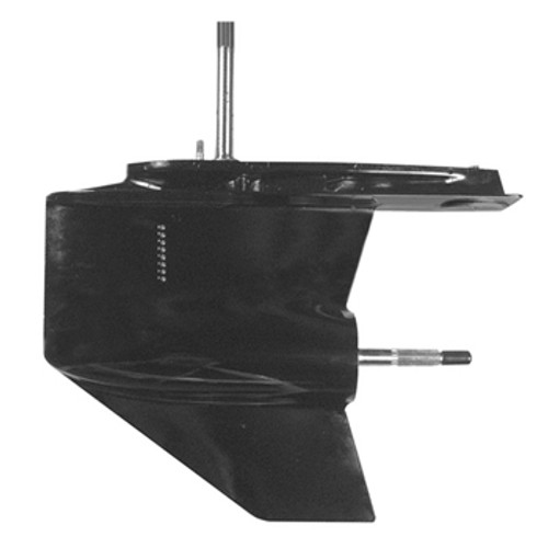 Remanufactured Mercruiser XR (1.500) & XZ (1.50 & 1.36) Dual Water Pick-Up / Large Propshaft Lower Gearcase Assembly