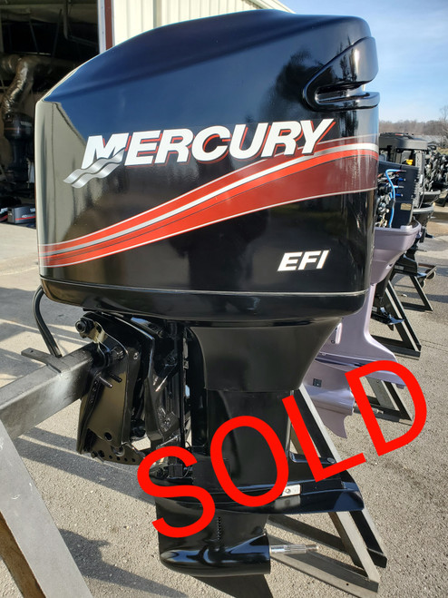 "2001 Mercury 175 HP 6-Cylinder EFI 2-Stroke 20"" (L) Outboard Motor"