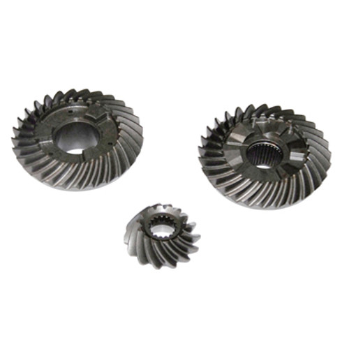 New Mercury 4 Cylinder 3 Jaw 100-125 HP Gear Set Replaces OEM # 43-19672A 1