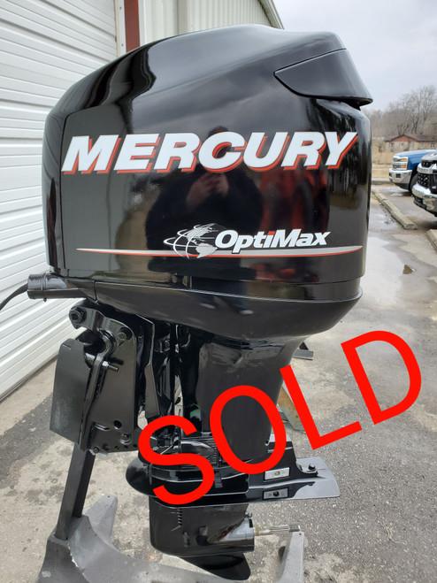 "2006 Mercury Optimax 90 HP 3-Cylinder DFI 2 - Stroke 20"" (L) Outboard Motor"