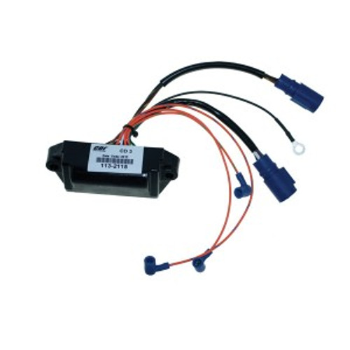 New CDI Brand Johnson/Evinrude 3/6-Cylinder Power Pack, 1979-1984