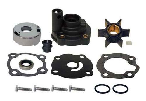 New WSM Brand Johnson/Evinrude Water Pump Kit 14/25/28 HP [OEM 0395270]