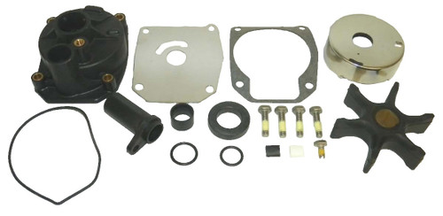 New WSM Johnson/Evinrude Water Pump Kit 40-70 HP [OEM 0389142]