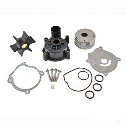 New WSM Johnson/Evinrude Water Pump Kit 2.7 & 3.4 Liter G2  [OEM 5009434]