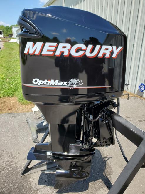 "2008 Mercury Optimax 150 HP 6-Cyl DFI 2-Stroke 20"" (L) Outboard Motor"