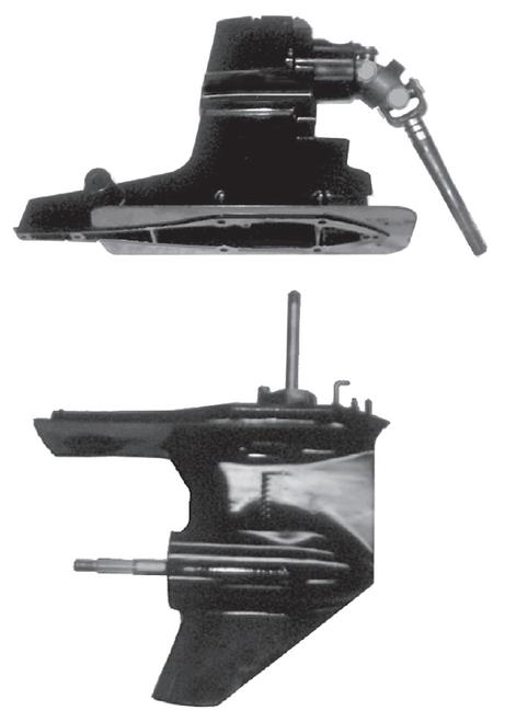 New OBR Complete Mercruiser Alpha 1 Gen II Sterndrive 4-8 Cylinder, 1991 and up