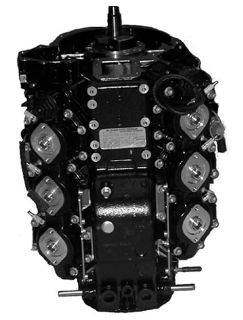 Remanufactured Johnson/Evinrude 135/150/175 HP 60° Ficht V6 Powerhead, 2000-2006