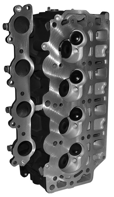 Remanufactured Mercury/Mariner 40/50/60 HP 4-CYL 4-Stroke Cylinder Head, 1999-2018