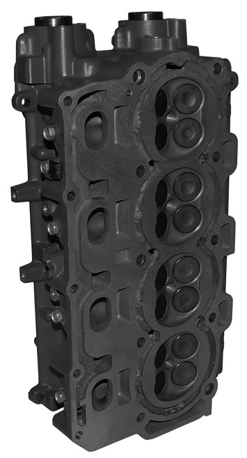 Remanufactured Mercury 4 Cylinder 4 Stroke 75, 90 & 115 Cylinder Head