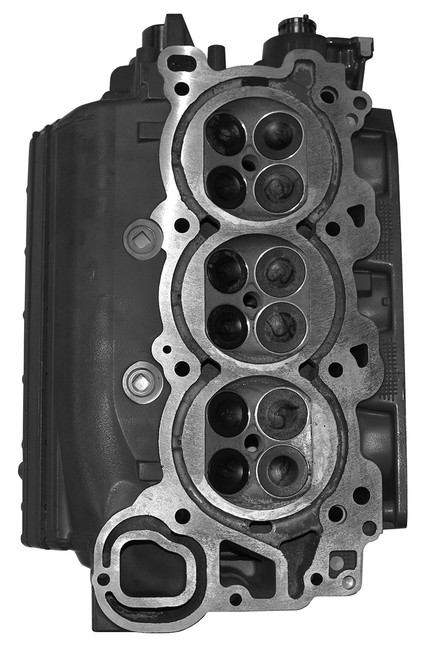 Remanufactured Mercury V6 4 Stroke 225 HP 2004 and Up Cylinder Head