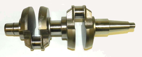 NEW JOHNSON / EVINRUDE 40-50 HP 2 CYL CRANKSHAFT 1993-1998 40 & 50 HP 17 Spline