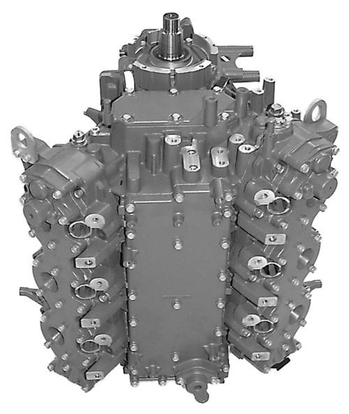 Remanufactured Yamaha VZ/Z 200/225/250/300 HP V6 3.3L HPDI Powerhead, 2003-2009