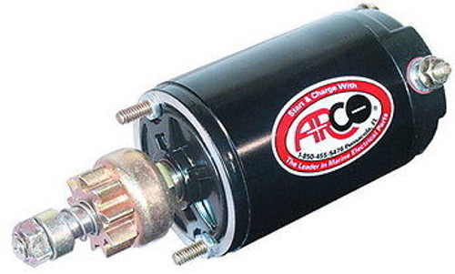 New Arco OMC/Johnson/Evinrude 1987-1993 20-35 HP 2-Cylinder Outboard Starter