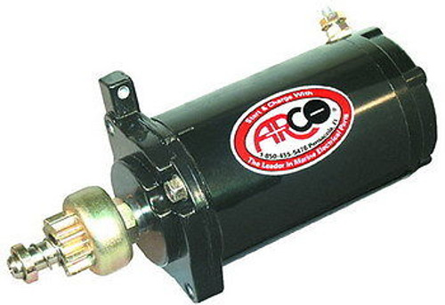 New Arco Mercury 35-50 HP Outboard Starter [Replaces OEM #s 50-38890A1, 50-55601, 50-55601A2]
