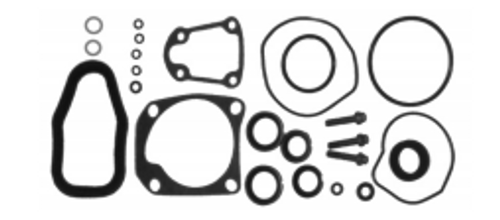 New Red Rhino Johnson/Evinrude 40-60 HP 2-CYL Gearcase Seal Kit [1978-1988, Replaces OEM 396355]