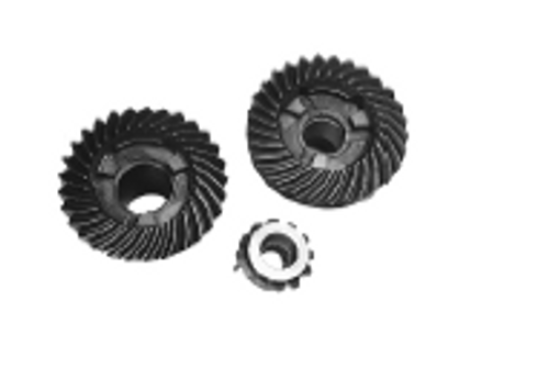 New Red Rhino Johnson/Evinrude 40/48/50 HP 2-CYL Complete Gear Set [1989-2005, Replaces OEM 397627, 332489]