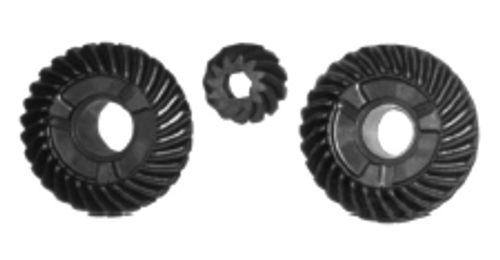 New Red Rhino Johnson/Evinrude 50-75 HP 3-CYL Complete Gear Set [1979-2001]