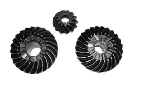 New Red Rhino Johnson/Evinrude V6 Magnum Gear Set [2000-2007, Replaces OEM 5001582]