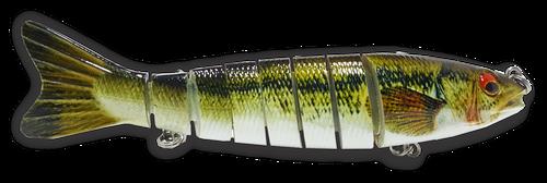 6 inch  Life Like swimbait  RAW05D Baby Bass