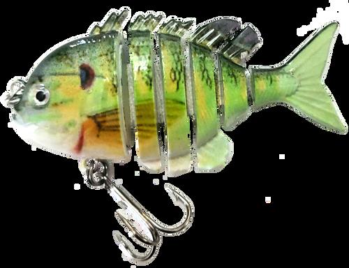 RAW10A-31  2.2 inch mini blue gill swimbait - bream 2