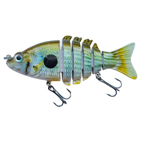 RAW 09  3 inch baby bass swimbait  - Shad