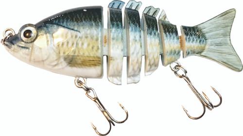 RAW 09  3 inch baby bass swimbait  - Blue Back Herring