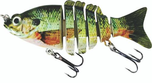 RAW 09  3 inch baby bass swimbait  - Bluegill