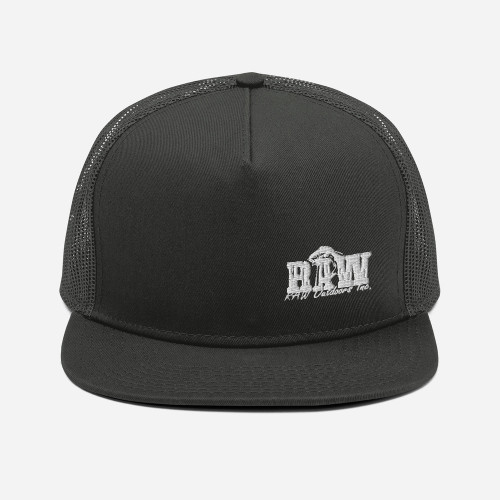Raw Outdoors Stealth Snapback